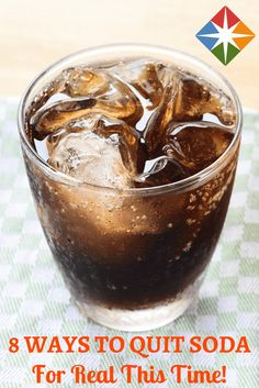 Trying to break free from your soda habit and instead drink better for you/healthy options? Try these tips to help you reach that goal! Smoothie Diet, Healthy Smoothies, Healthy Drinks, Stop Drinking Soda, Quit Drinking, Soda Addiction, Nutrition Articles, Healthy Shakes, Sugar Detox