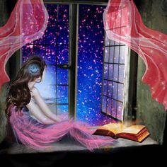 "lamiaagad: ""ﻭَ ﻓﻲ غموض الليل .. ﻧﻮﻗدُ ﻟﻨﺎ ﻣِﻦْ ﺳِﺮﺍﺝ النجوم .. حكاية ناعمة بخيوط ﺯﻫﺮﻳﻪ .. ﺗﻨﺴَﺪِﻝ ﻣِﻦْ ﺁﻓﺎﻕِ ﺍﺣﻼﻣِﻨﺎ  """