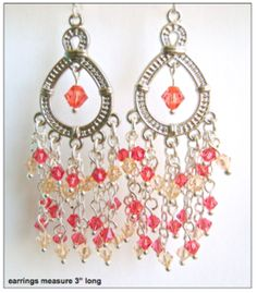 25 Drop Earrings: How to Make Earrings for Any Occasion | AllFreeJewelryMaking.com