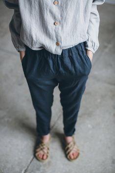 NOVA PANTS - LINENFOXCLOTHES.COM