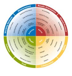 The Insights Team Effectiveness wheel. Where is your team at its strongest, and where could it stand to develop a little?