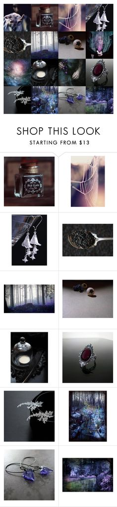 """""""Mystical"""" by andreadawn1 ❤ liked on Polyvore featuring etsy, art, magic and shopetsy"""