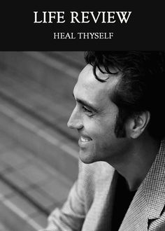 How did this man come to spend a lifetime trying to heal his mind, body and soul?  How did his lifetime of searching for 'healing' contribute to a split between two worlds within his Mind?  How did his lifetime of searching for 'healing' contribute to him suppressing himself?  What did he come to realize about 'healing' and the difference between healing and taking responsibility for yourself and your mind?