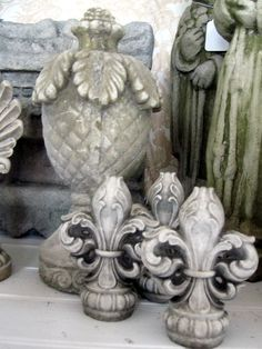 Finials In A Group.............
