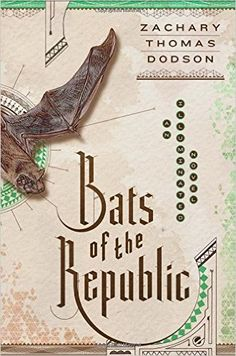 Bats of the Republic is an illuminated novel of adventure, featuring hand-drawn maps and natural history illustrations, subversive pamphlets and science-fictional diagrams, and even a nineteenth-century novel-within-a-novel—an intrigue wrapped in innovative design.