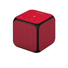 Sony SRSX11R.CE7 Enceinte portable sans fil avec Bluetooth Rouge Sony http://www.amazon.fr/dp/B00UGJRABW/ref=cm_sw_r_pi_dp_DWaywb0YQRMSN