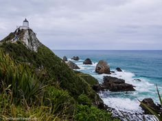 First Light On The Lighthouse Nugget Point The Catlins Rach - Stunning landscape photography of new zealand south island rach stewart