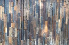 Staggered Joists small wood plank digital wallpaper mural for your bedroom. Contemporary Wallpaper, Home Wallpaper, Wood Planks, Paper Cover, Houzz, Wall Murals, Flooring, Texture, Artwork