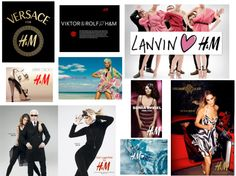 H&M's Iconic collaborations have been running since Karl Lagerfeld set the trend in 2004. Letting us all buy into a little piece of luxury without breaking the bank!