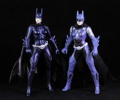 She's Fantastic: Batman & Robin - BATGIRL! Batman Stuff, Batman Robin, Batgirl, Powerful Women, Pop Culture, Action Figures, Superhero, Fictional Characters, Art