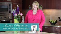 Susan Mallery's Fool's Gold Cookbook:  Watch the trailer!  #HarlequinBooks, #HarlequinMIRA, #Fool'sGold, #Recipes, #SusanMallery