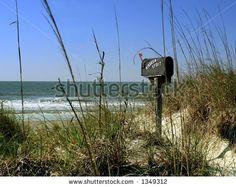 Kindred Spirit Mailbox Sunset Beach NC