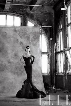 Siren Starlet  Donna Karan  2012 Trends Style Lessons - 2012 Elle Magazine Fashion Advice - ELLE