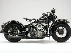 1947 Harley Davidson FL Knucklehead