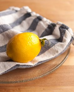 How To Clean Your Microwave Naturally with Just a Lemon — Cleaning Lessons from The Kitchn
