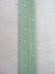 straight-stitch seam finishing #oliverands