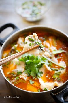 Chinese Tomato Fish – China Sichuan Food @elaineseafish