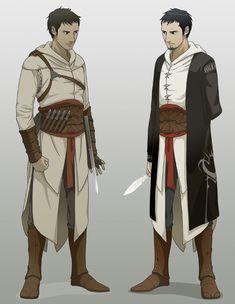 commission : Malik by doubleleaf.deviantart.com #fanart Assassin's Creed