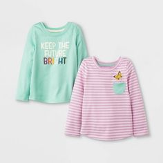 Sizes 4T Living in Paradise 5T NWT Girl/'s Old Navy Pink Flamingo Shirt
