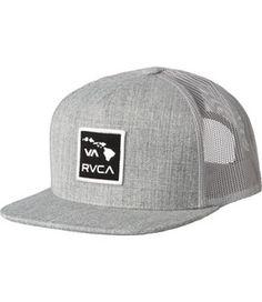 RVCA HATS / BEANIES DRIFT TRUCKER HAT