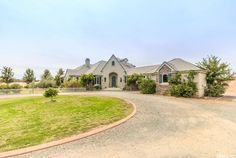 Horse Property For Sale In San Joaquin County In California. Premier Custom  Built Home Located · Open Concept KitchenConcept ...