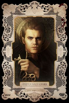 Revealing New Vampire Diaries Cast Photos And The Significance Of Blood-Sharing Stefan