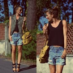 Jeans, Military <3
