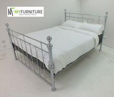 chrome bed ebay