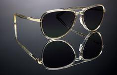 PERREIRA Sunglasses TITANIUM GAZARRI 60 Polarized Different Colors Authentic B
