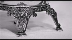 Featuring the Meriden Britannia 'Goddess' pattern... (c.1872 - 1886) Gothic Art, Short Film, Metal Art, Home Accessories, Silver Plate, Museum, Victorian, American, Tattoos