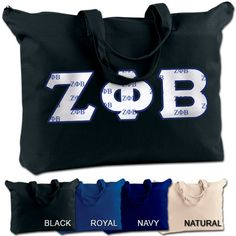 Zeta Phi Beta Sorority Shoulder Bag $17.99 #ZetaPhiBeta #Greek #sorority #Zeta #accessory #accessories #shoulderbag #bag