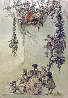 THE-FAIRIES-ASCENT. A Duncan Carse