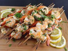 Shrimp Sizzle