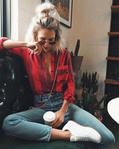 46 Chic Fashion Ideas That Will Inspire You Perfect Fall Look – Latest Casual Fashion Arrivals. 46 Chic Fashion Ideas That Will Inspire You – Perfect Fall Look – Latest Casual Fashion Arrivals. Weird Fashion, Look Fashion, Fashion Outfits, Womens Fashion, Fashion Ideas, Casual Fashion Trends, Feminine Fashion, Cheap Fashion, Mode Ootd