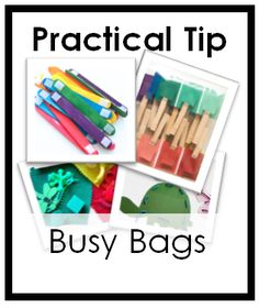 """Here's this week's practical tip ~ A question new homeschool moms often ask veteran homeschoolers is, """"How do I keep my toddler busy while I teach the older kids?"""" Most…"""