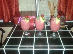 Fresh juice..
