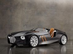 BMW 328 hommage concept car – love the lines on this concept car