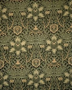 heaveninawildflower:  'Ispahan' Textile (circa 1888)by John Henry Dearle (England, 1860-1932), Morris & Co. (England, London and Merton Abbey, 1861-1940).   : http://collections.lacma.org/sites/default/files/remote_images/piction/ma-31739891-O3.jpgLos Angeles County Museum of Art Imageand text via Wikimedia