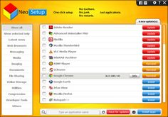 NeoSetup Installer screenshot