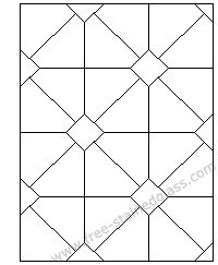 stained glass window supplier patterns