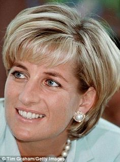 Diana Princess of Wales. A tribute to the life of Diana to the Prince of Wales Charles. Prince Charles heir to the throne of Britain and the Commonwealth.