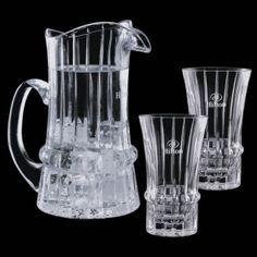 Promotional Products Ideas That Work: Steinbach Pitcher & 2 Coolers. Get yours at www.luscangroup.com
