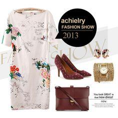 Free Shipping Peony Butterfly Poplin Silks Satin O-neck  Straight Short Women Summer Dress Lady One-piece Dress Formal Dress $24.80