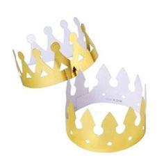 12 Foil Crowns RIN