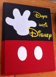 Image result for countdown to disney