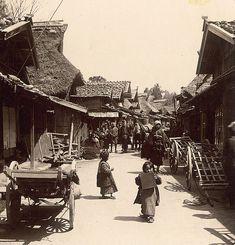 old Photos of Japan 日本的老照片 Era Meiji, Japanese Architecture, Historical Architecture, Old Pictures, Old Photos, Vintage Photographs, Vintage Photos, Cultures Du Monde, Samurai Armor