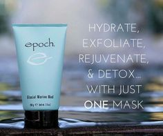 Epoch Glacial Marine Mud Mask A simple and natural way to softer, smoother toned skin. Revitalising clay mask with sea botanicals draws out dirt and impurities Epoch Mud Mask, Marine Mud Mask, Glacial Marine Mud, Best Teeth Whitening, Healthy Skin Care, Australia, Anti Aging Skin Care, Good Skin, Nu Skin Mud Mask