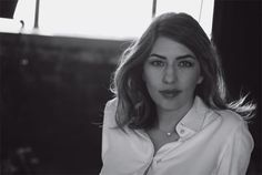 "Life in pics: Editorials: ""Sofia Coppola"" - Sofia Coppola by Peter Lindbergh"