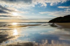 Carbis Bay - early morning
