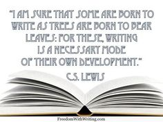 C.S. Lewis INFPs are supposed to be good writers..